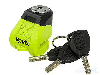 Brake disc lock  Kovix KN1 yellow