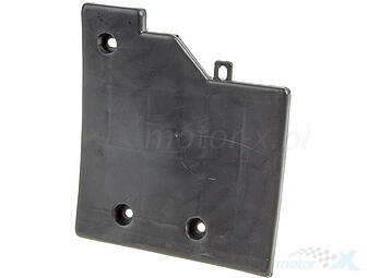 Parts for scooter Zongshen Battery covers - www motor-x com