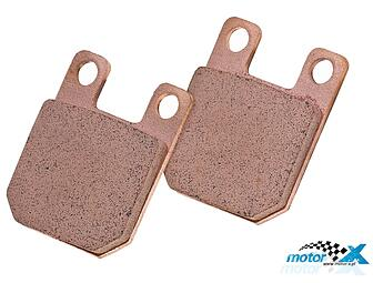 Brake pads 36x45x6mm S11 C.C. Products Sintered Metal
