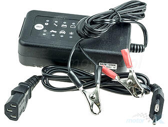 12V battery charger from 2 to 90 Ah type 5015R