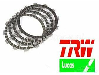 Rear and drive clutches Lucas str  3 - www motor-x com