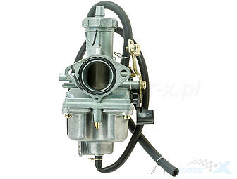 Parts for motorcycle Romet CRS 125 4T Engine - www motor-x com