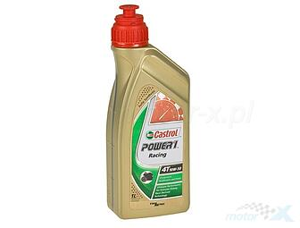 Engine oil Castrol Power1 Racing Synthetic 4T 10W50 1L