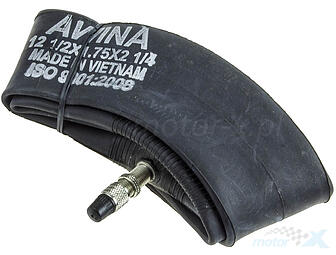 Bicycle tire inner tube 12 X 1/2 X 1.75-2.25 DV/EP AWINA