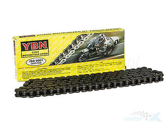 Drive chain 420H YBN [different links, different colors]