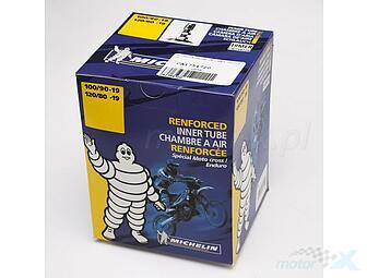 110//90-16, 120//80-16 Chambre air moto Michelin 16 MG Valve TR4