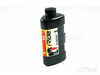Engine oil Agip ENI Iride semi-synthetic 4T 10W40 1L