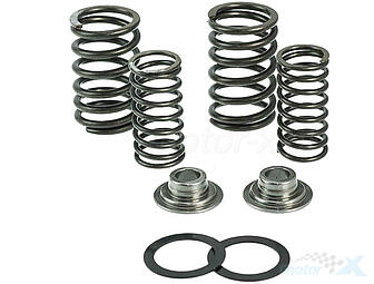 The valve springs with the bowls 139FMB 50 4T AC