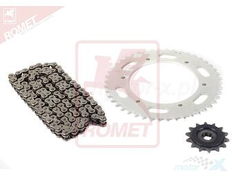 A set of drive / YZ2063 / 14z / 46z + chain GT250