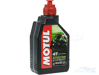 Engine Oil MOTUL Scooter Expert 4T 10W40 semi-synthetic MA 1L