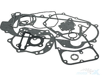 Engine gaskets set 50cm³ cover 400mm 139QMB / QMA (GY6 50) 4T