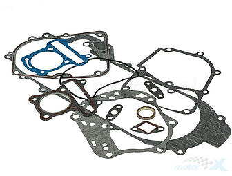 Engine gaskets set 50cm³ cover 430mm 139QMB / QMA (GY6 50) 4T