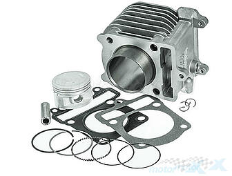 Parts for scooter Yamaha XC125FD Cygnus 125 4T 2000 - www