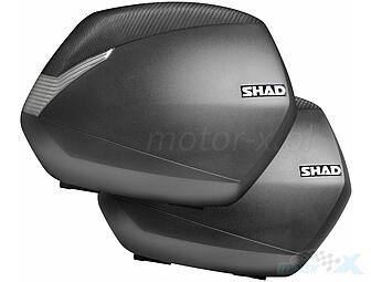 Side cases Shad SH36 2 pieces carbon