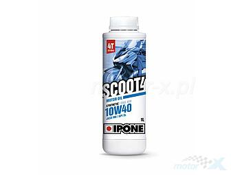 Engine oil IPONE Scoot 4 Semi-synthetic 4T 10W40 1L
