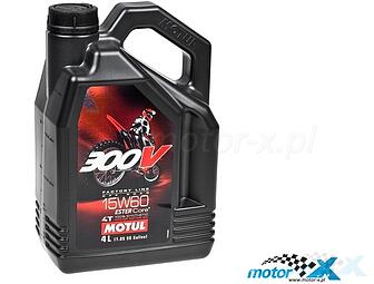 Motor oil Motul 300V Off Road 4T 15W60 4L
