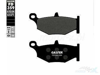 Galfer Sintered Sport Brake Pads FD331G1375
