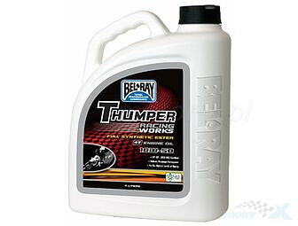 Engine Oil Bel-Ray Thumper Racing Works synthetic 4T 10W50 4L
