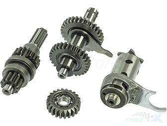 Parts for ATV Dinli Transmission kit - www motor-x com