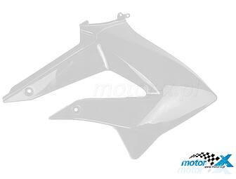 Right, white, Derbi Senda DRD 10- / Rear Rider, SMT 11-
