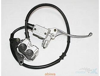 Parts for motorcycle Zongshen Break sets - www motor-x com