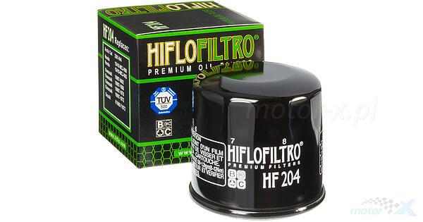 1x FILTRO OLIO HIFLO hf204c HONDA CB 1300