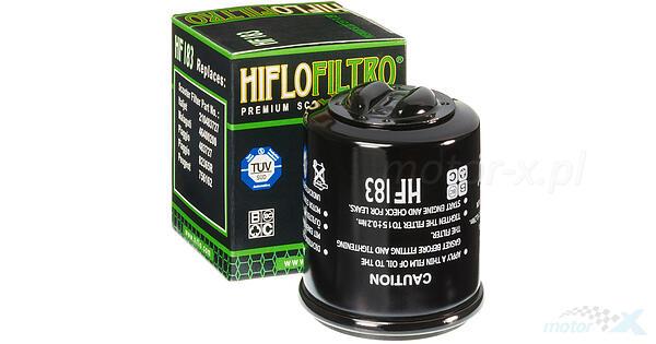 11/kw /Ölfilter HIFLOFILTRO f/ür Piaggio X8/125/M36301/2006/15/PS