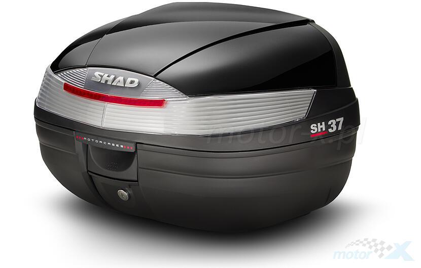 Kufer Shad SH37 czarny