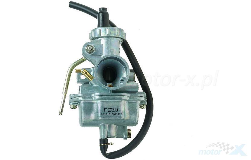 Carburetor PZ20 139FMB 50 4T AC - www motor-x com - Online store