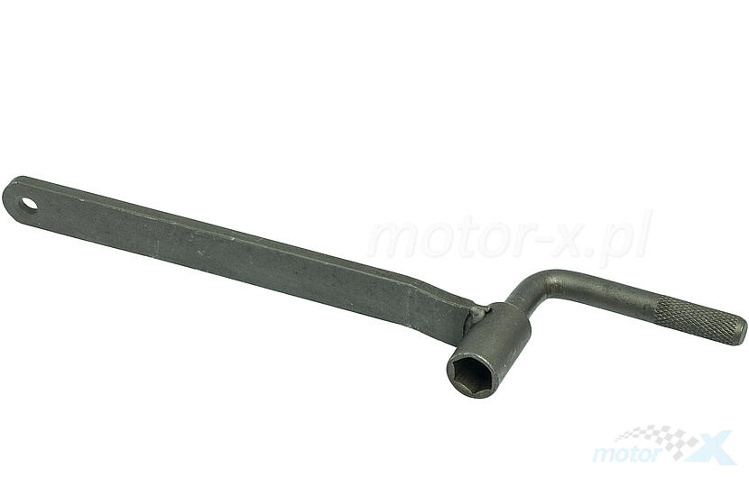 Key to the valve 3mm wrench 10mm - www motor-x com - Online store