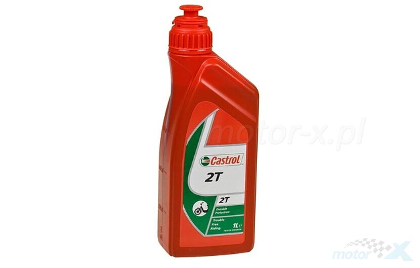 Olej 2T Castrol mineralny 1L