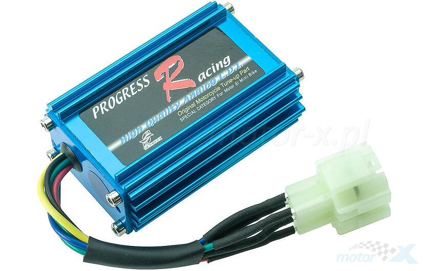 Ignition module tuning 139QMB / QMA (GY6 50) 4T - www motor