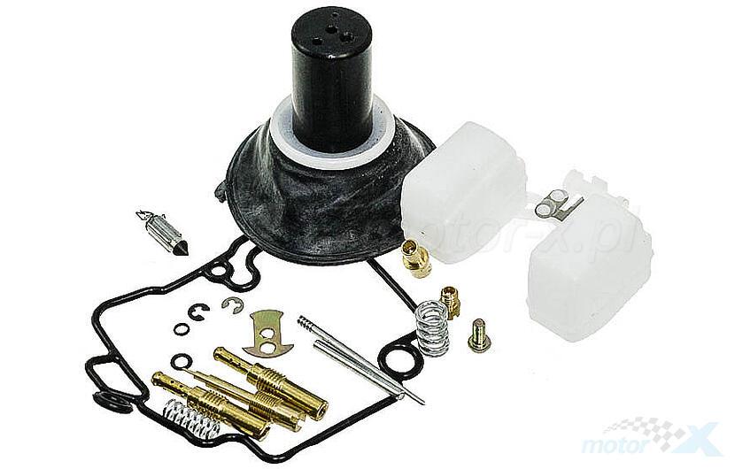 Repair Kit 18mm carburetor throttle 139QMB / QMA (GY6 50) 4T