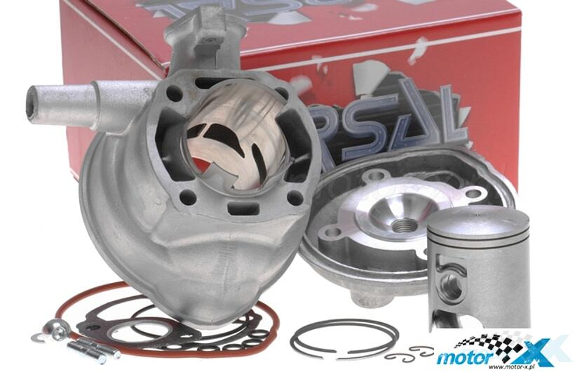 Cylinder Kit Airsal Tech Racing 70cc, Morini / Suzuki LC