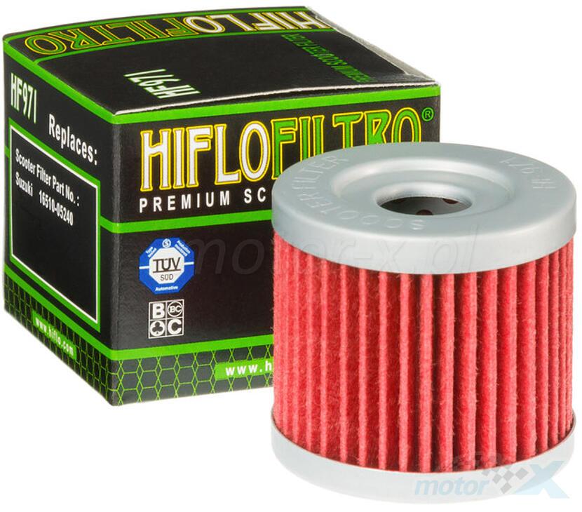 HIFLO Ölfilter SCOOTER HF971