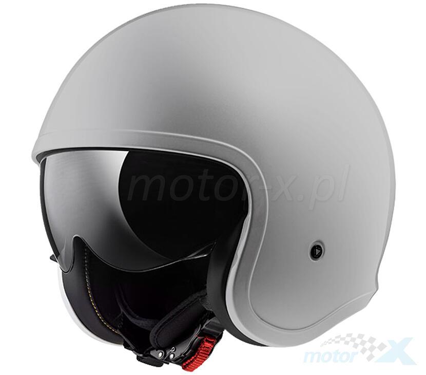 LS2 OF599 SPITFIRE SOLID ECE Motorcycle Helmet Open Face Scooter Scooter Helmet