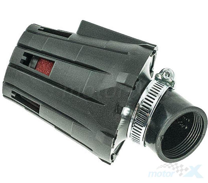 Filtr powietrza stożkowy 38mm 45° gąbka tuning