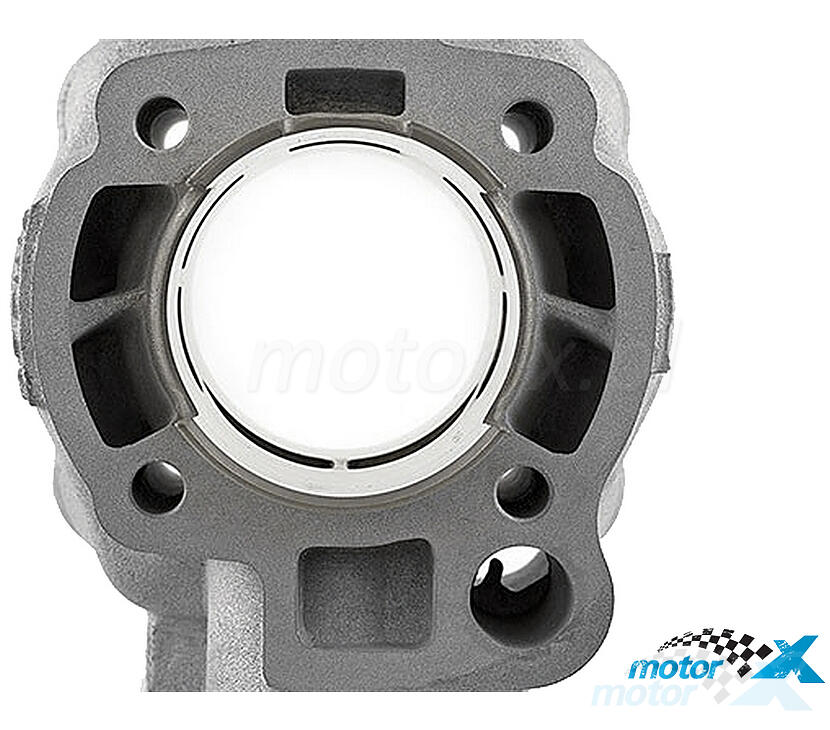 Cylinder kompletny z głowicą 50.00mm 77cm³ Stage6 Big Racing, Minarelli AM
