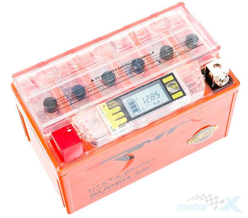 Akumulator żelowy RMT UTX7A-BS (YTX7A-BS) (BS-iGEL) 12V 7Ah (151x87x95) (L+)