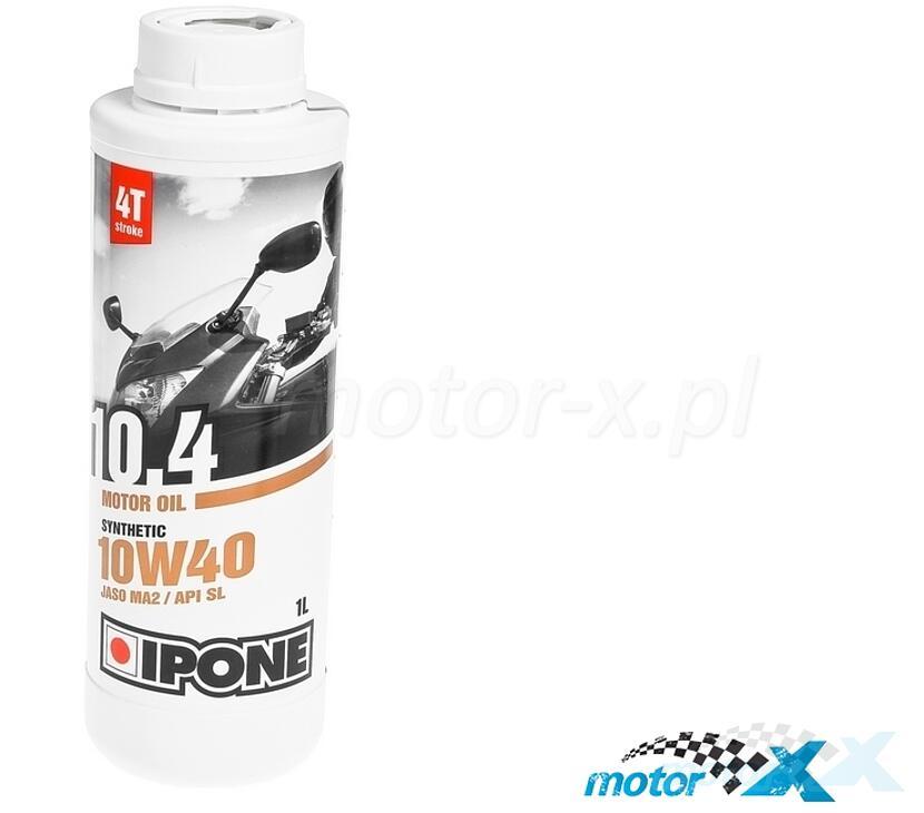 Olej silnikowy IPONE 10.4 półsyntetyczny 4T 10W40 1L