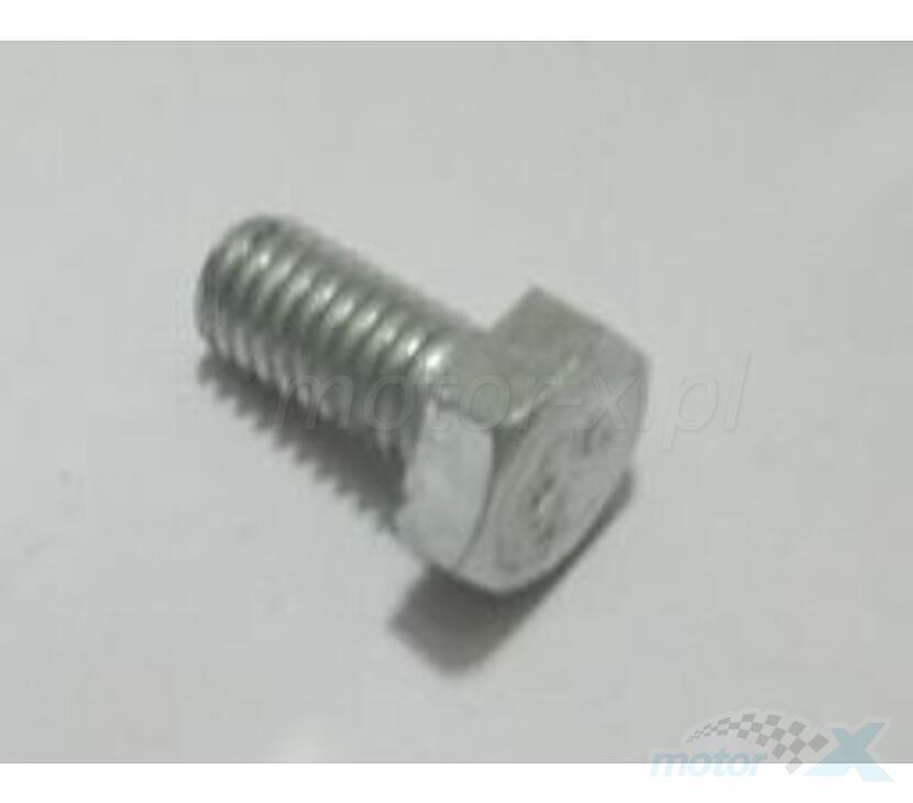 Śruba M6x12mm zębatki przedniej