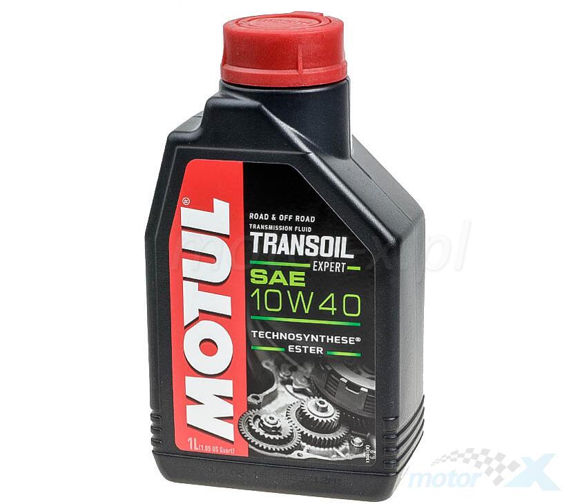 Olej przekładniowy MOTUL Transoil Expert 10W40 1L