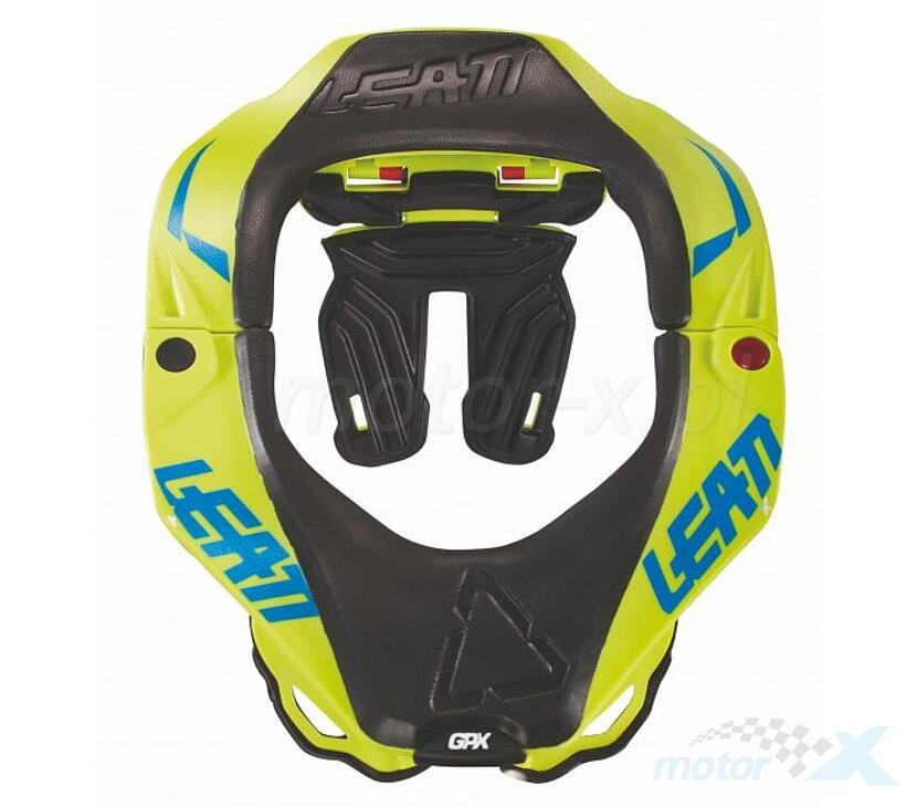 Osłona szyi Leatt GPX 5.5 Lime żółty fluo