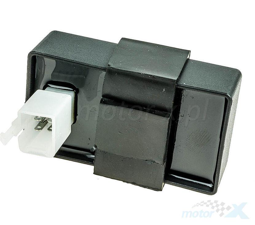 Ignition Coil With Cap Qingqi QM50QT-6F 50 4T 2012
