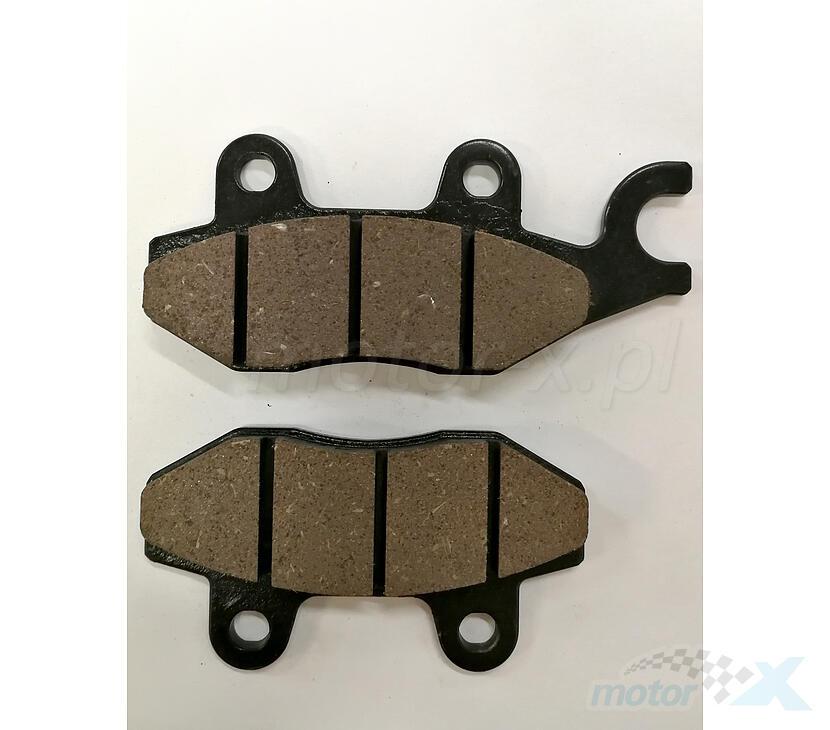 YAGER GT 200I FRONT BRAKE PADS FOR KYMCO 45150-LLB5-305 GRANDVISTA 250