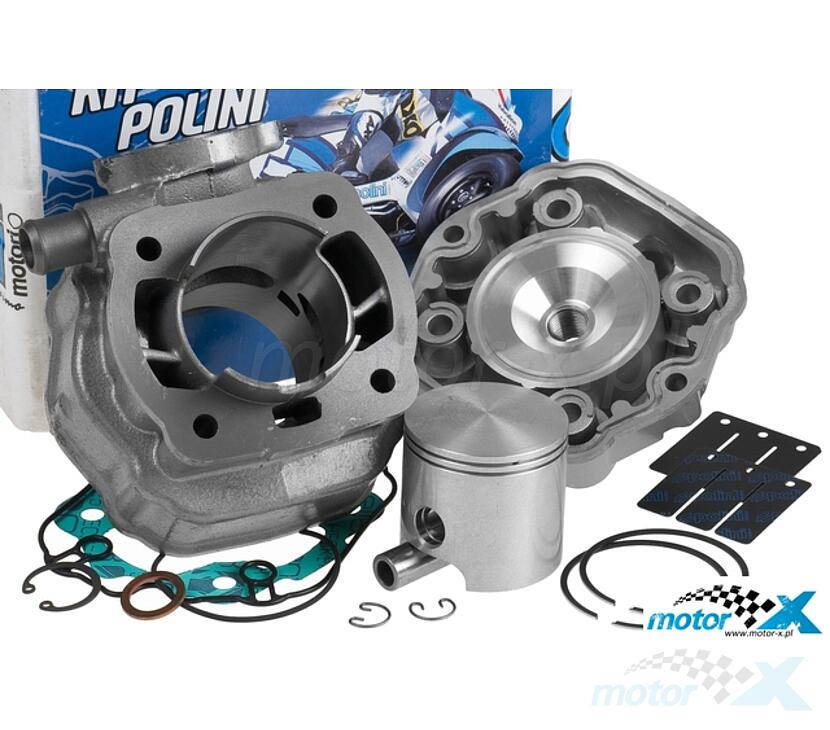 Cylinder Kit Polini Race 80cc, Derbi Senda / GPR -2005 (EBE / EBS)