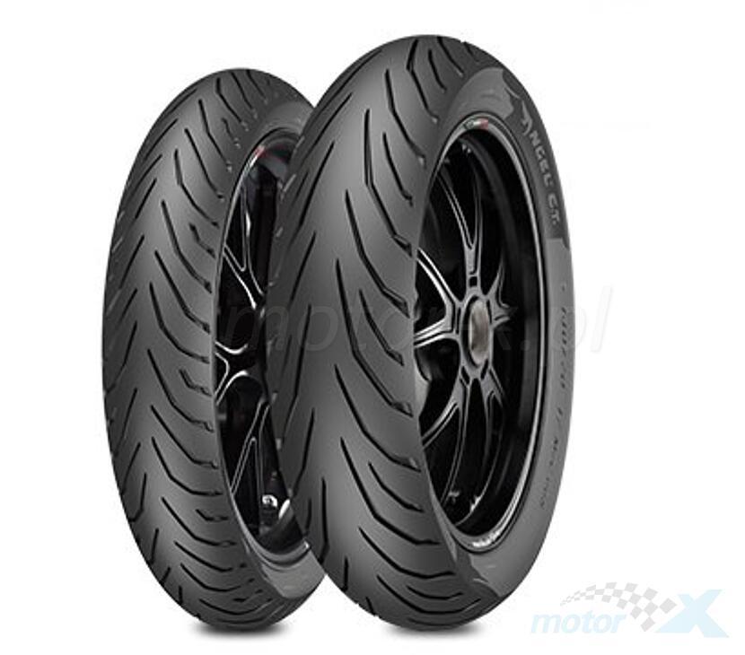 Pirelli Tire 100 90 17 Angel City 55s Tl M C Rear Www Motor X Com Online Store