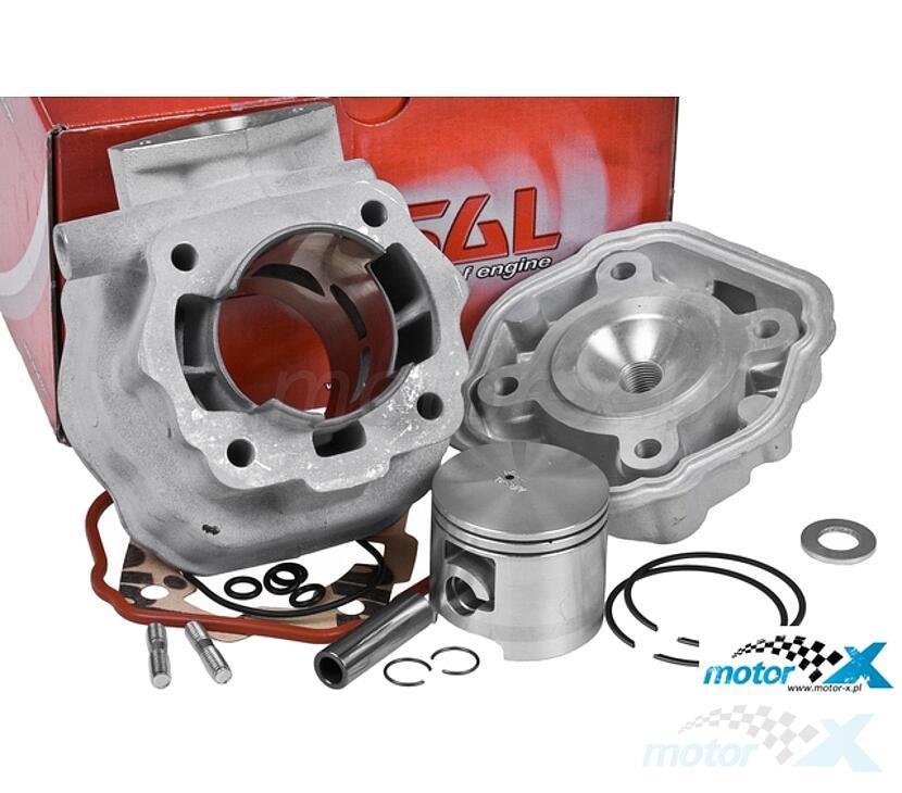 Cylinder Kit Airsal Sport 80cc, Derbi Senda / GPR -2005 (EBE / EBS)
