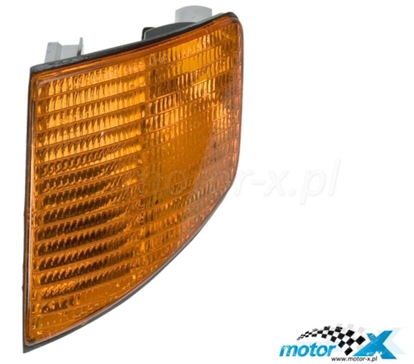 Kierunkowskaz przedni lewy, pomarańczowy, Piaggio Sfera 50 91-93 / Sfera RST 50 94 (E)