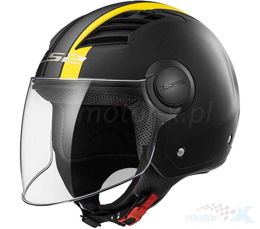 LS2 OF562 Airflow L Condor Open Face Motorcycle Helmet